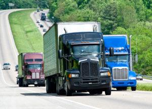 Drunk Truck Driver Causing a Portland Trucking Accident